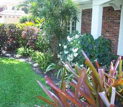 Backyard Trees Landscaping Ideas by Florida Tropical Landscaping Ideas Front Landscaping Miami
