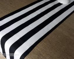 black white striped table runner black white stripe table runner wide stripe table runner