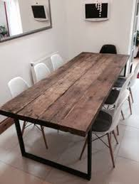 12 Seater Dining Table And Chairs Here Is Our 6 8 Seater Dining Table Made From Reclaimed Timber And