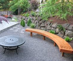 full image for backyard benches 87 design images with building