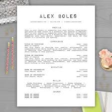 Cute Resume Templates 13 Best Resume Inspiration Images On Pinterest Professional