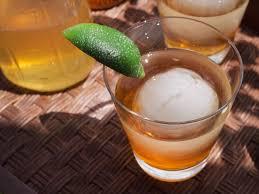 5 spice bourbon punch cocktails stirandstrain com drink