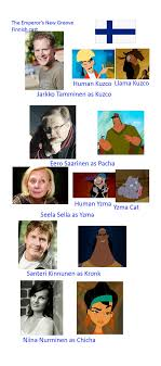 Dub Meme - finnish dub meme the emperor s new groove new by anastasia6710 on