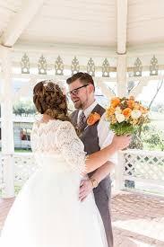 elegant lace illusion half sleeve wedding dress 2017 plus size a