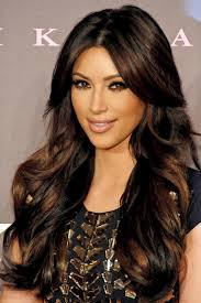 hairstyles ideas highlights for wheatish skin tone