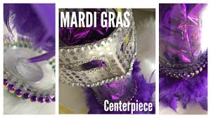 mardi gras tree decorations mardi gras centerpiece diy dollar tree decoration idea