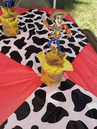 toy story woody and jessie birthday party ideas photo 4 of 28