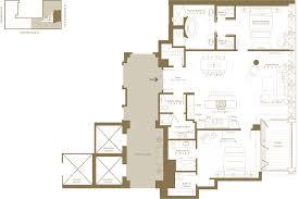 Ritz Carlton Floor Plans by The Residences At Ritz Carlton Montreal