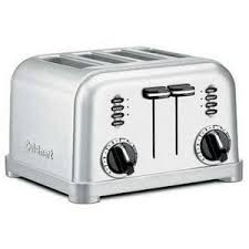 kenmore elite 4 slice auto lift long slot toaster stainless steel