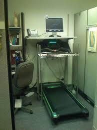 Computer Desk Treadmill Treadmill Desk