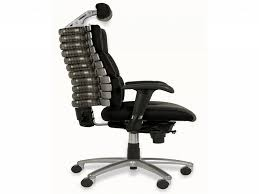 high back office chair leather air of luxury and elegance office