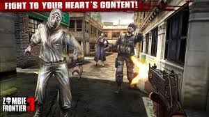 zombie frontier 3 shoot target android apps on google play