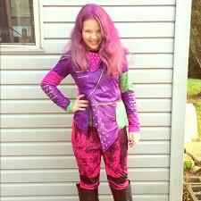 mal costume 40 disney other disney descendants mal costume from s