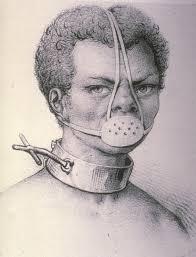 us slave slave tortures the mask scold u0027s bridle or brank