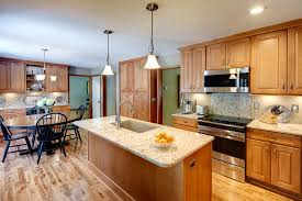 maple kitchen island kitchen island remodeling contractors syracuse cny