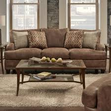 Couch Angled View Franklin Indira Indira Sofa Great American Home Store Sofa