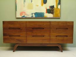 New Mid Century Modern Furniture by New Mid Century Modern Dressers The Mid Century Modernist Intended
