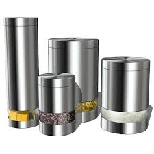 designer kitchen canisters modern kitchen canister sets excellent contemporary kitchen