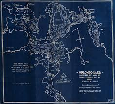Algonquin Map Lake Opeongo Fishing Algonquin Outfitters Your Outdoor