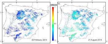 Iberian Peninsula Map Remote Sensing Free Full Text A New Soil Moisture Agricultural