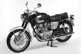 1966 honda black bomber honda vintage bikes pinterest honda
