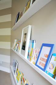 Ikea Ribba Picture Ledges Ikea Ribba Picture Ledge Turned Book Shelf Sita Montgomery Interiors