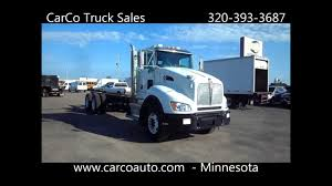 kenworth chassis 2013 kenworth t440 cab and chassis 350hp allison automatic for