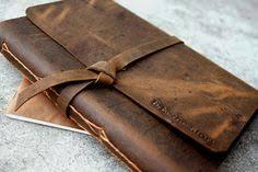leather photo album personalized rustic photo album personalized leather album baby album