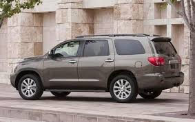 toyota sequoia seating capacity used 2011 toyota sequoia for sale pricing features edmunds