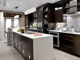 kitchen decor idea modern kitchen decor ideas fresh brown color scheme retro decorating