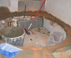 montaggio vasca da bagno la vasca da bagno