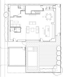 ground floor plan architecture lab
