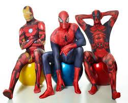 Halloween Costumes Deadpool Morphsuits Halloween Costume Deadpool Whimsical Mumblings