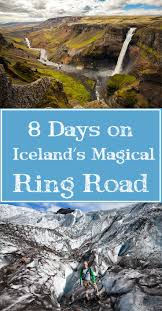 Selfoss Visit South Iceland Around The Road In 8 Days Iceland Ring Road Itinerary Annual