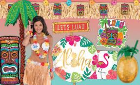 luau theme party luau party n dollar