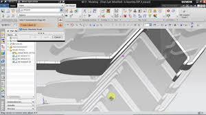 nx10 progressive die design advanced training series video