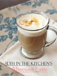 How To Make Designs On Coffee Afternoon Lattes Slyh In The Kitchen