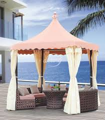 Patio Gazebos by Bali Outdoor Patio Gazebo Hotel Village Outdor Furniture Shade
