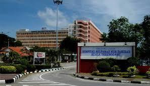 Hospital lagi!