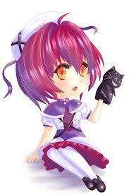 30 super cute chibi and anime art part ii web design burn