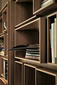 50 contemporary bookshelf contemporary teak bookshelf stairs