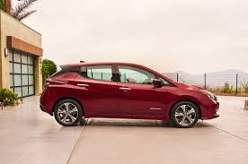 nissan leaf zero emission graphic 2018 nissan leaf charges onto the stage in las vegas automobile