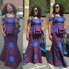 skirt and blouse great ankara skirt and blouse styles for beautiful