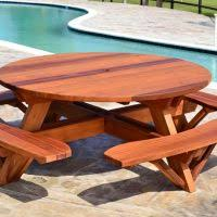 Impressive Octagon Wood Picnic Table Build Your Shed Octagonal by Large Octagon Picnic Table Plans Woodworking Pinterest