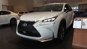 lexus nx200 performance lexus nx f sport 2017 in depth review interior exterior youtube