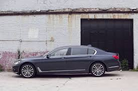bmw 750i even more than the sum of its parts wsj