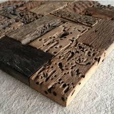 Wholesale Backsplash Tile Kitchen by Natural Wood Mosaic Tile Nwmt049 Wood Mosaics Kitchen Backsplash
