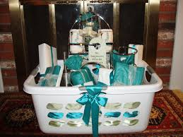 Kitchen Gift Ideas by Bridal Shower Basket Basket Ideas Pinterest Bridal Shower