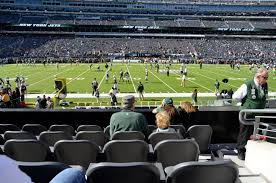 Metlife Stadium Map Metlife Stadium Section 114 Giants Jets Rateyourseats Com