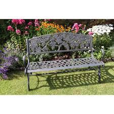 cast iron garden bench ideas you u0027ll love thementra com